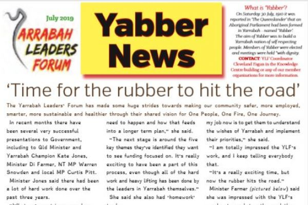 Yabba News July 2019